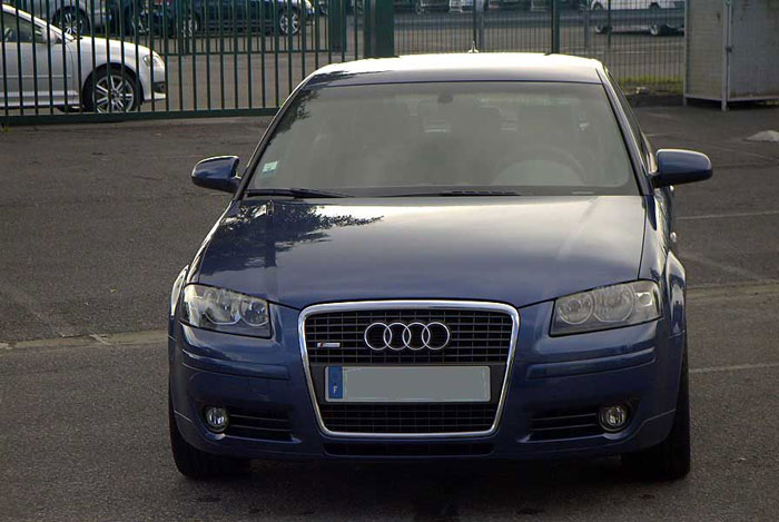 a vendre audi a3 portes s line 140cv v hicule. Black Bedroom Furniture Sets. Home Design Ideas